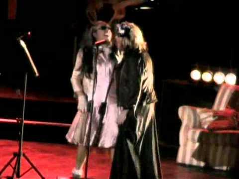 Loredana Berté & Aida Cooper – Così ti scrivo (live 2006)
