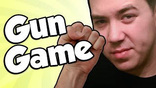 YOUTUBER FANBOYS!? (Gun Game Reactions - Call of Duty: Advanced Warfare)