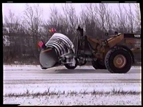 W One Way Speed Plow