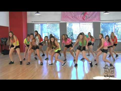 Coreografa de On the floor (Paso a Paso) / TKM Argentina