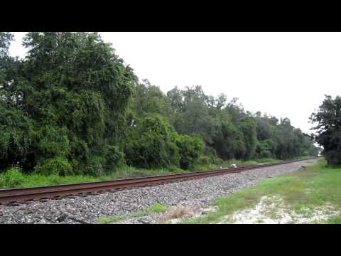 [HD] CSX Q613 All EMD Lash Up - Zephyrhills, FL - Sunday September 16, 2012