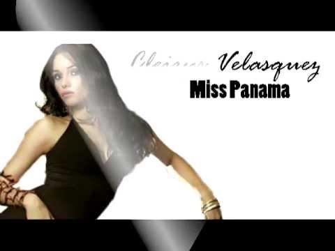 Costa Maya 2013 presents Miss Panama, Cleirys Velasquez (San Pedro Town, Belize)