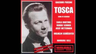 """Rudolf Schock in """"Tosca"""" Giacomo Puccini"""