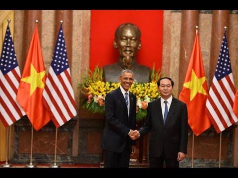 Trung Quốc Nổi Giận Vì Tổng Thống Mỹ Obama Thăm Việt Nam - Tin Mới Nhất