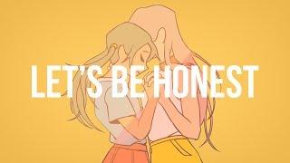 【Miku & Luka】 Let's Be Honest 【Vocaloid Original】