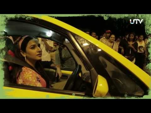 Ghanchakkar I Vidya learns driving I Behind the scenes