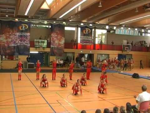 Royal Dancers - Süddeutsche Meisterschaft 2011