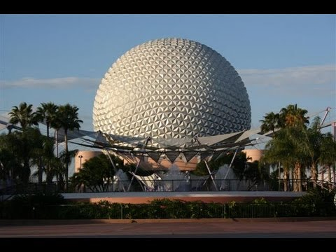 EPCOT (COMPLETE WALK-THROUGH) AT WALT DISNEY WORLD TOUR