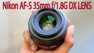 Nikon 35mm f/1.8 G DX Lens Review 2016