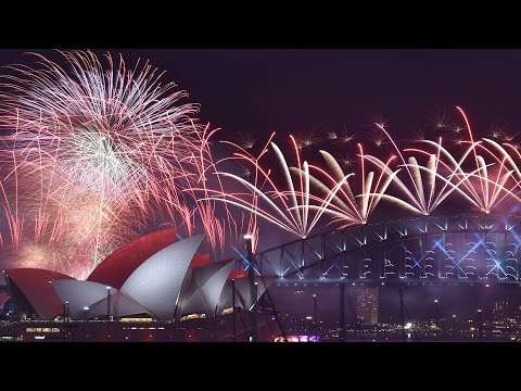 New Year celebrations from around the world