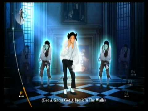 Michael Jackson The Experience  Ghosts video