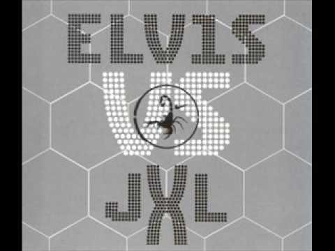 Elvis Presley - A Little Less Conversation (JXL remix)