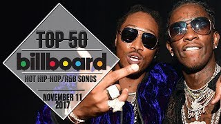 Top 50 • US Hip-Hop/R&B Songs • November 11, 2017 | Billboard-Charts