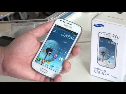 Galaxy Trend S7560