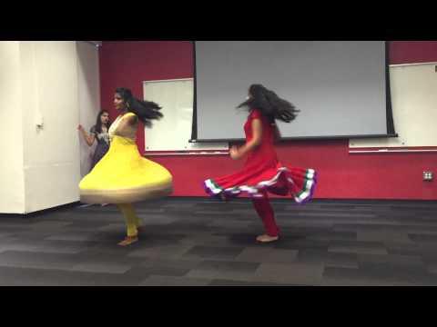 UMKC Indian Cultural Event Pooja Malathy Sravani Swetha Photo Image Pic