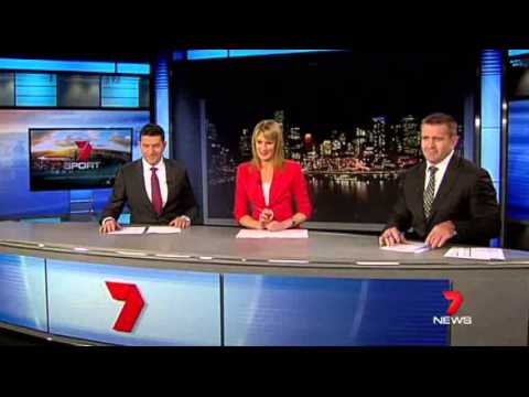 SE Queensland Analogue TV Switch off news reports