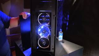 Corsair Obsidian 900D Ultimate Enthusiast Case Feat. George Makris - Linus Tech Tips CES 2013