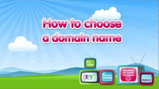 How to choose a domain name | 123-reg