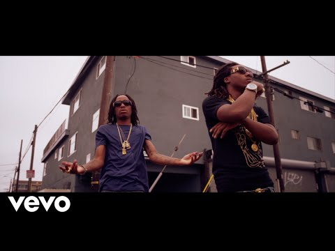 Migos - Jumpin Out The Gym ft. Riff Raff, Trinidad James Music Videos