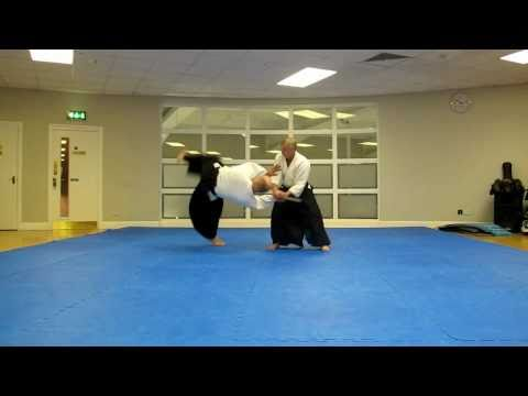 Tanto (Knife) Defense - London East Aikikai Image 1
