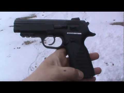 EAA Witness P 9mm 4.5 inch barrel shooting Tul Ammo