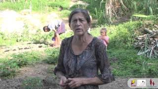 PROYECTO HUERTOS FAMILIARES DIVERSIFICADOS   TESTIMONIOS 2