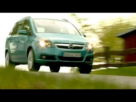 Opel Zafira 2.0 Turbo: Die zweite Generation des Opel-Kompaktvans im Motorvision-Test