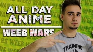 All Day Anime - Cosplay Conundrum [Weeb Wars EPISODE 5]