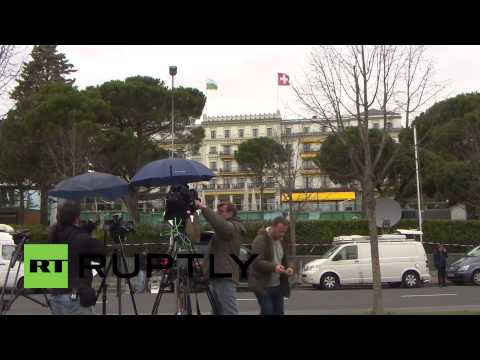 Switzerland: Iran nuclear talks resume on deadline day