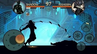 Shadow Fight 2 - TITAN - Bodyguards [ECLIPSE MODE]