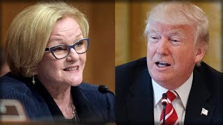 LIBTARDS WILL BE FURIOUS AFTER POPULAR DEM SENATOR PRAISES TRUMP ON UNEXPECTED ISSUE
