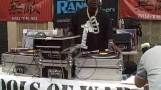 Kool DJ AJ, Tools of War, Hip Hop Park Jam (St. Mary's Park) June 2009