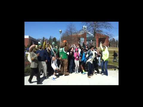 Georgia Gwinnett College does the Harlem Shake