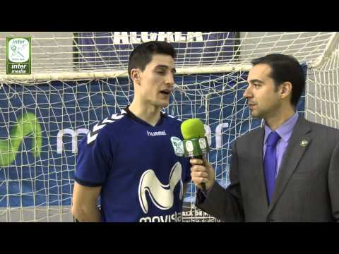 El Post Partido Inter Movistar 16-1 Uruguay Tenerife con Carlos Ortiz
