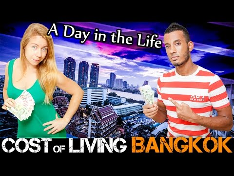 COST OF LIVING IN BANGKOK - LIVING IN THAILAND VLOG-(ADITL EP73)