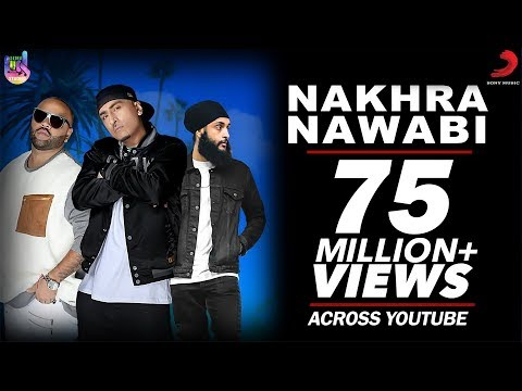 Dr Zeus - Nakhra Nawabi Official Song | Zora Randhawa | Fateh | New Song 2018