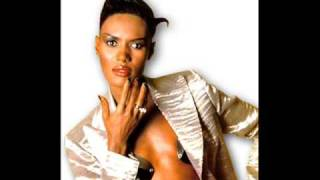 Watch Grace Jones Feel Up video