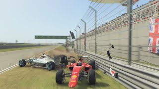 F1 2015 - Crashes & Funny Moments Compilation 60FPS HD