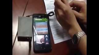 Botão de Camisa 3G SIM com Câmera Oculta - Transmissão de Vídeo em Tempo Real