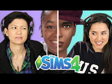 Jen & Chantel Control Freddie's Life In The Sims 4
