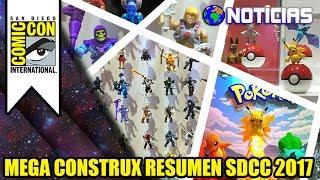 download lagu Sdcc 2017 Mega Construx  Nuevas Figuras  Halo gratis