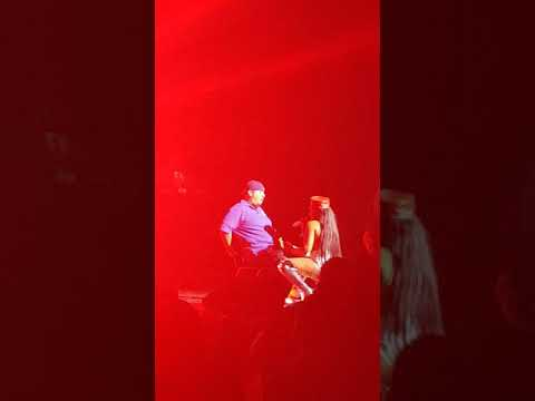 Ashanti giving Ac the Promoter a Lap dance and singing to him thumbnail