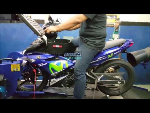 Yamaha Y15ZR aRacer RC M4 ECU - Motodynamics Technology Malaysia