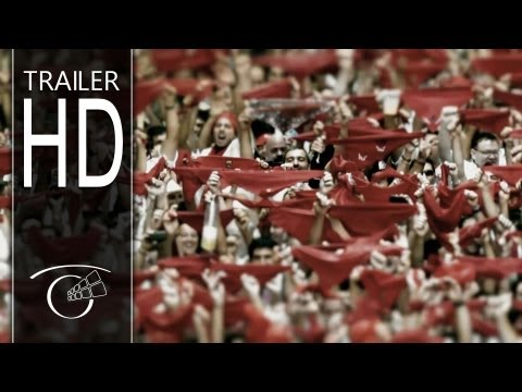 Encierro 3D - Bull Running in Pamplona - Trailer HD