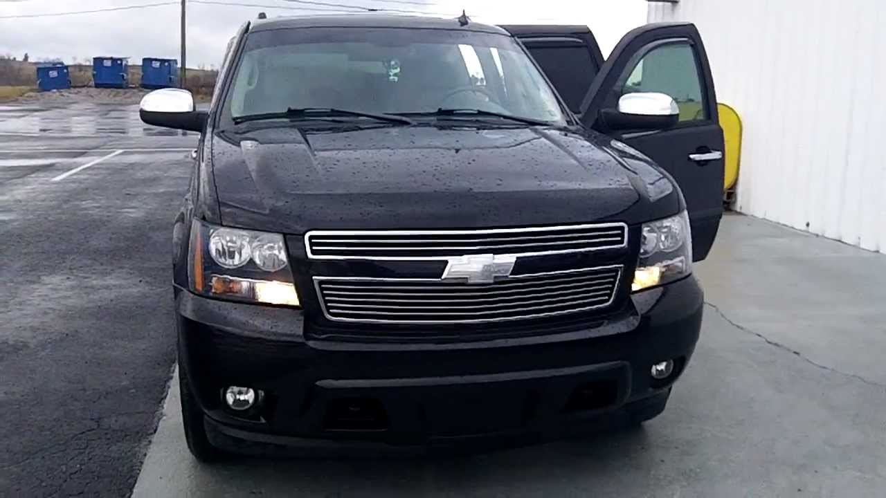 2007 Suburban Black 2007 Chevy Suburban Ltz in