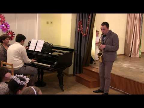 Владимир саксофон