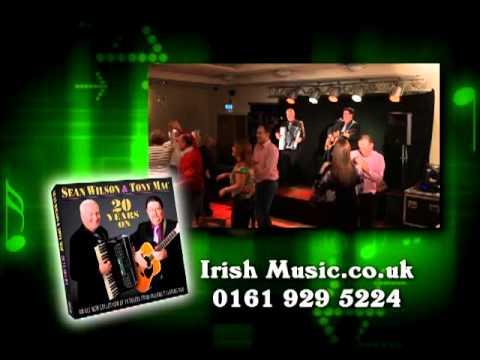 Sean Wilson and Tony Mac - New CD - 20 Years On