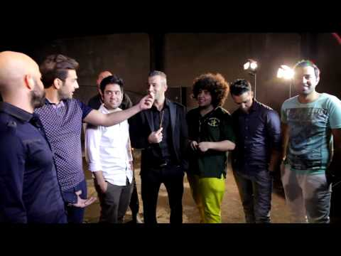 Behind The Scenes Of Ba To Video By Amir Tataloo video