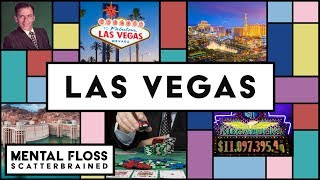 The Surprising History of Las Vegas and the Rat Pack! - Mental Floss Scatterbrained