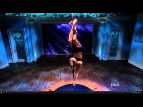"Natasha Wang-2011 US Pole Dance Champion Live On ""The View"""